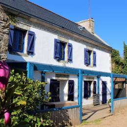 Maison de pêcheur rénovée au calme à Cléden Cap Sizun - Location de vacances - Cléden-Cap-Sizun