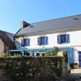 Location pour 6 personnes avec jardin privatif - Location de vacances - Cléden-Cap-Sizun