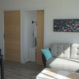 salon séjour - Location de vacances - Audierne
