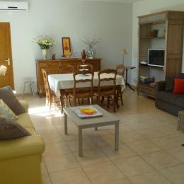 séjour salon - Location de vacances - Guilvinec