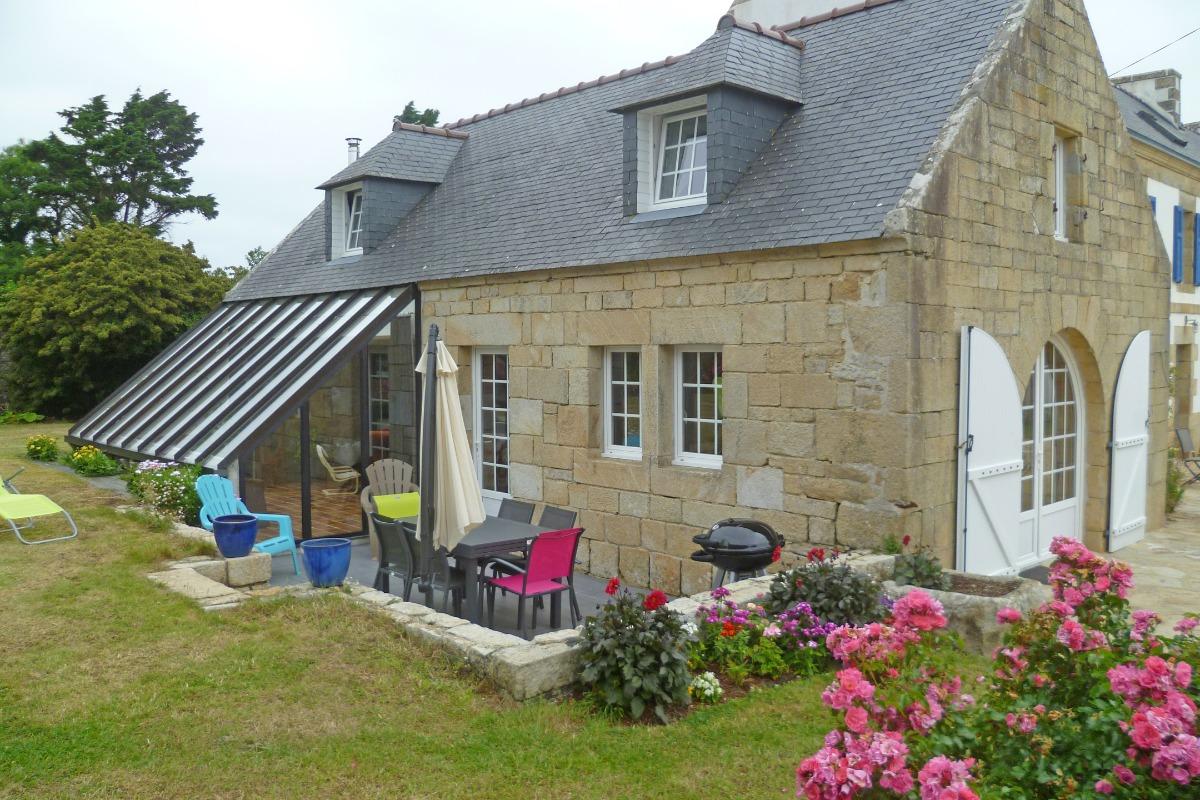 Maison avec jardin paysager 5 min de la plage du loch - Recherche maison a louer avec jardin ...