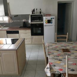 cuisine  - Location de vacances - Penmarc'h
