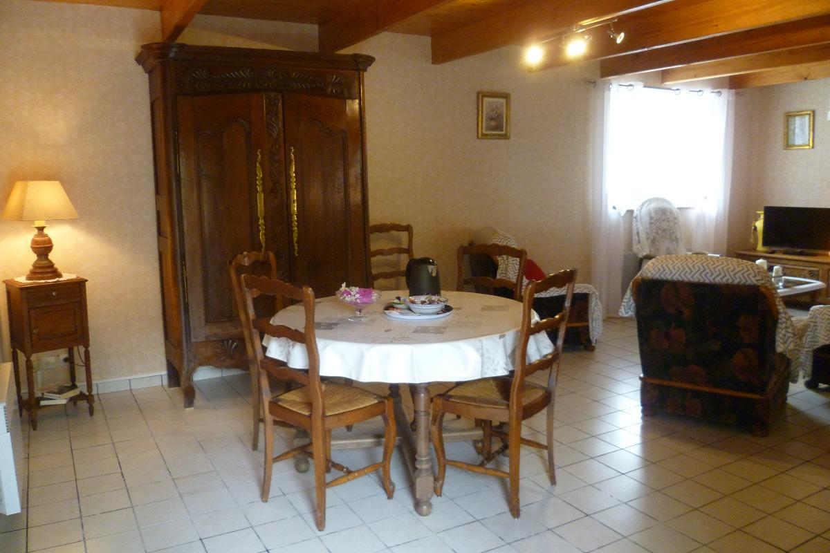 séjour - Location de vacances - Locmélar