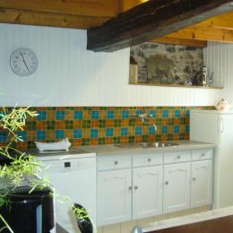 cuisine - Location de vacances - Locmélar