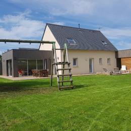 Maison avec cour et jardin de 550 m2 - Location de vacances - Guissény