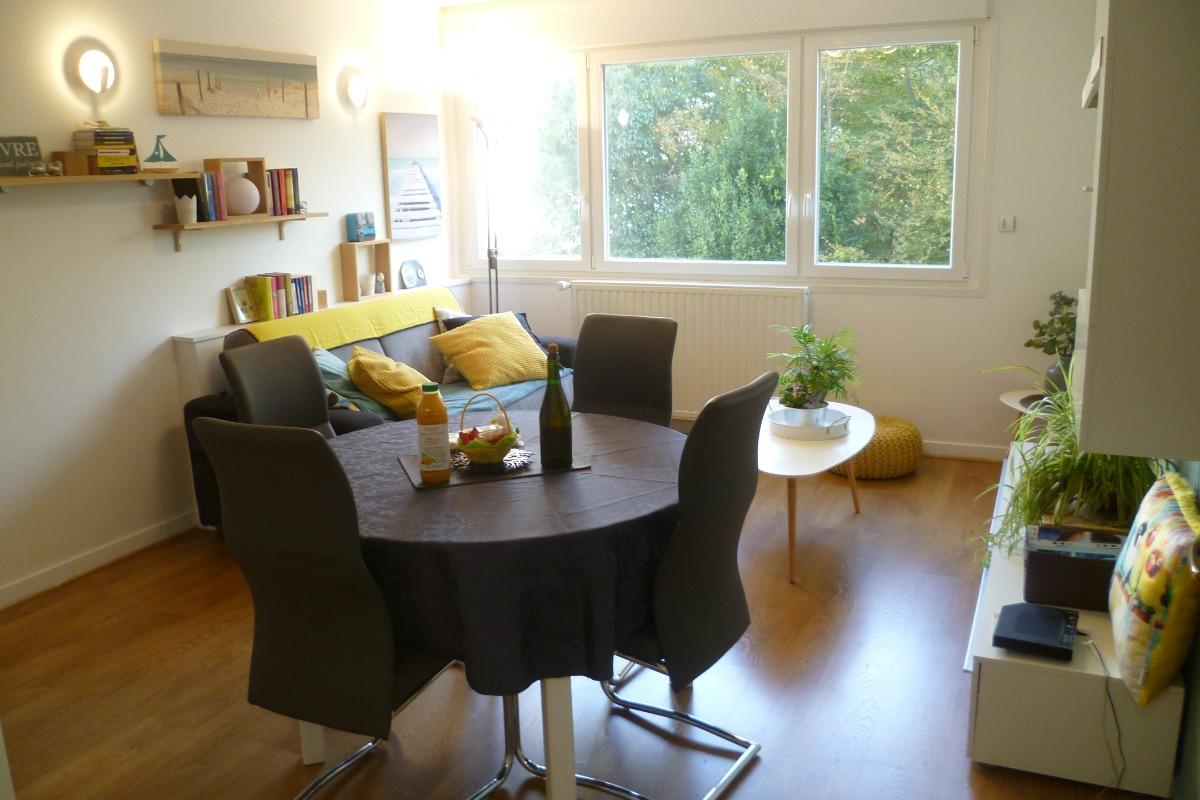 Appartement lumineux avec vue sur haies boissées - Location de vacances - Concarneau