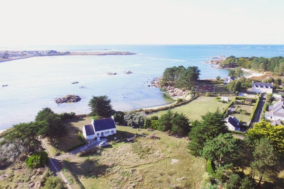 la villa Océane au bord de la mer - Location de vacances - Guissény