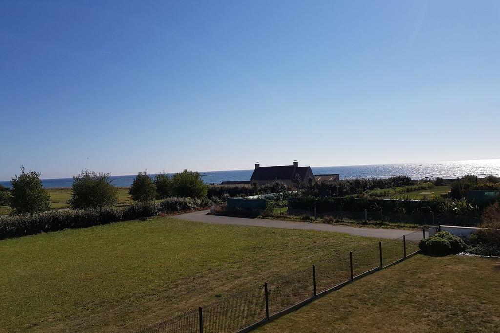 piscine chauffée et sécurisée de 9.40 x 4 m  - Location de vacances - Loctudy