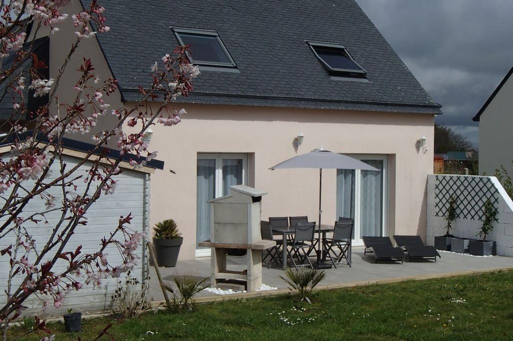 Maison 6 personnes avec terrasse et parking clos - Location de vacances - Guiler-sur-Goyen