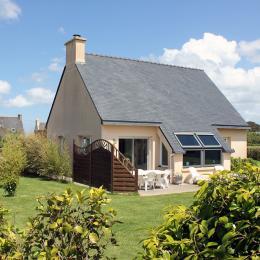 maison avec terrasse et jardin de 700 m² - Location de vacances - Plouguerneau