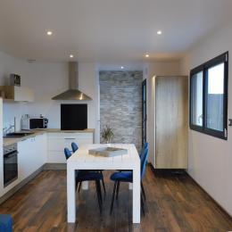 Maison de 2018 contemporaine de de plain-pied  - Location de vacances - Plobannalec-Lesconil
