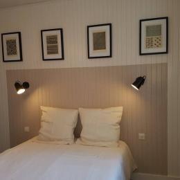 SDE attenante à la chambre - Location de vacances - Plounévez-Lochrist