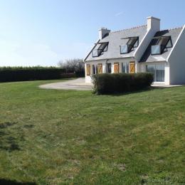 maison avec jardin de 1000 m² à 150 mer de la mer - Location de vacances - Plounéour-Trez