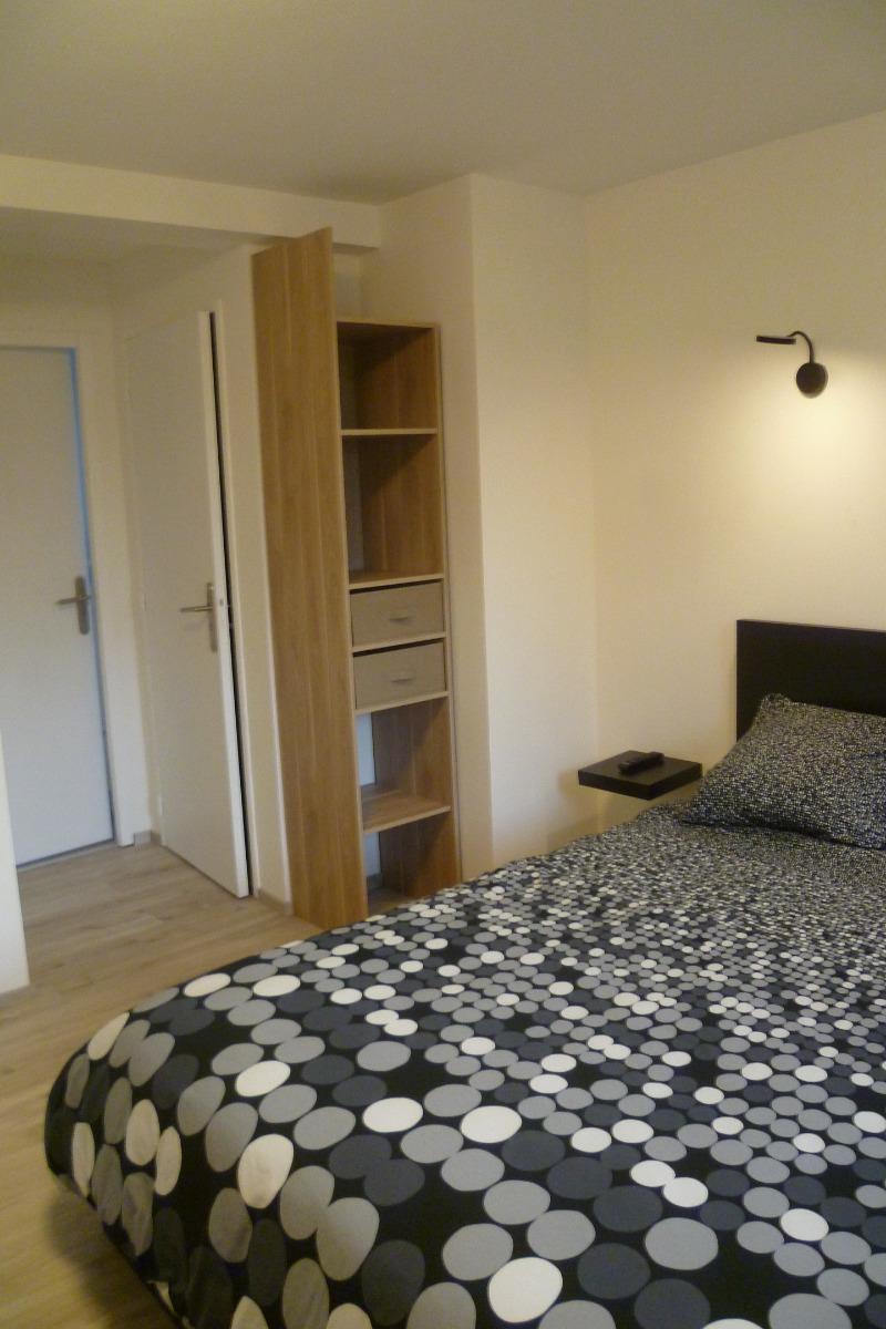 chambre n° 3 avec WC indépendant et fermé - Chambre d'hôtes - Ploudalmézeau