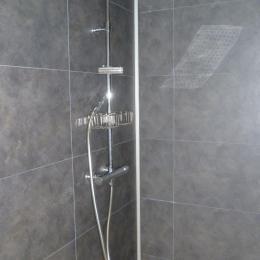 douche à l'italienne - Chambre d'hôtes - Ploudalmézeau