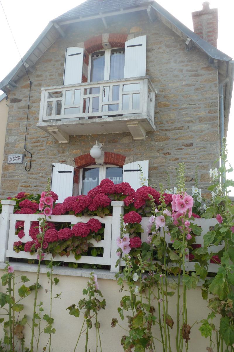 Maison Ty Bihan au Vugalé à 150 m à pied de la mer - Location de vacances - Guissény