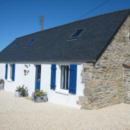 La creche, maison avec jardin au calme à la campagne - Location de vacances - Plourin