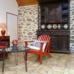 séjour - Location de vacances - Guissény