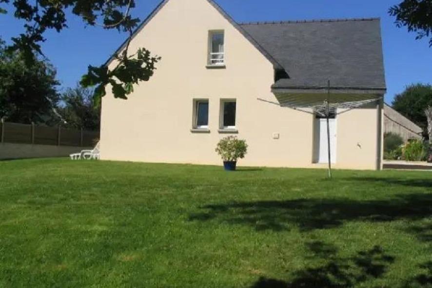 maison avec la partie garage - Location de vacances - Moëlan-sur-Mer