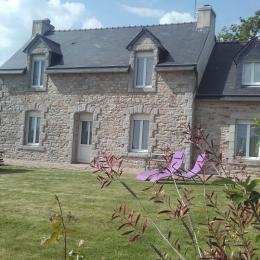 Maison en pierre de 1935 - Location de vacances - Bannalec