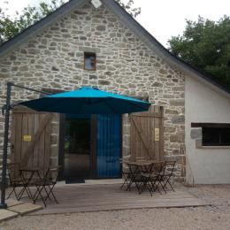 façade avant - Location de vacances - Ploudaniel