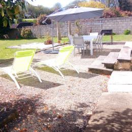 Maison au calme, lumineuse et spacieuse et décorée avec goût - Location de vacances - Loctudy
