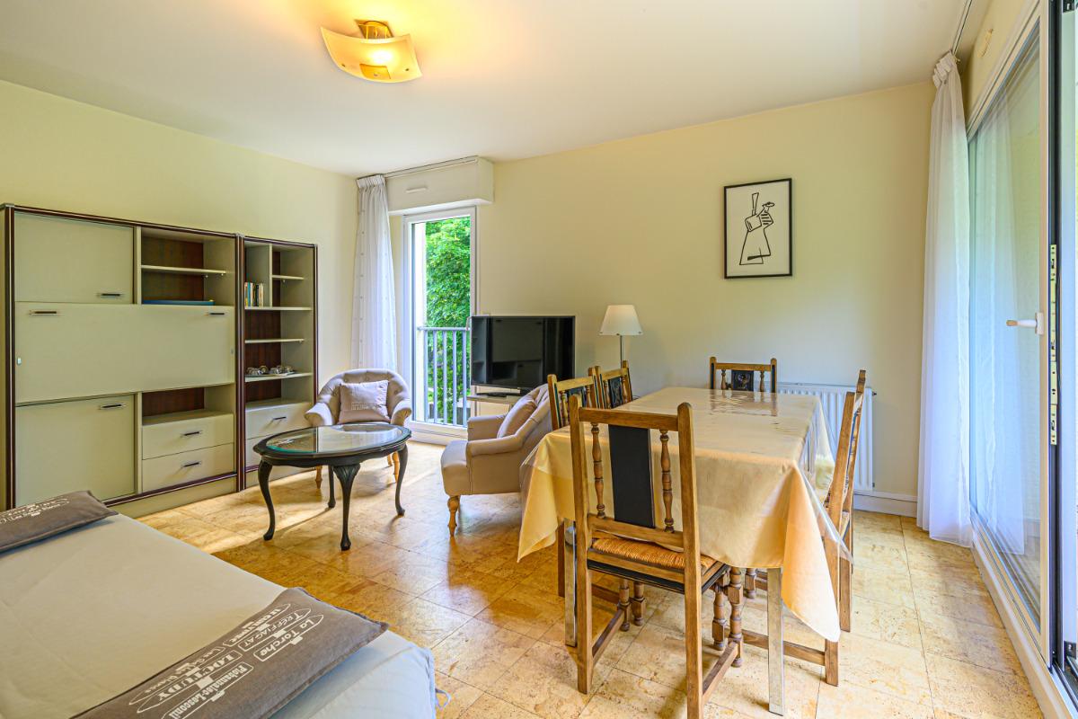 salon séjour - Location de vacances - Quimper