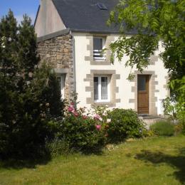 Maison avec jardin clos ombragé et fleuri - Location de vacances - Plouénan