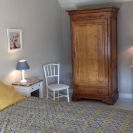 salon-séjour - Location de vacances - Plouénan