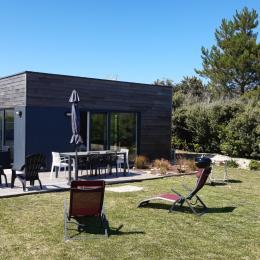 Le salon - Location de vacances - Plounéour-Brignogan-plages