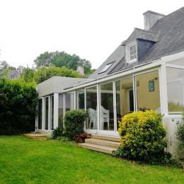Maison avec véranda au coeur de village de Locronan - Location de vacances - Locronan