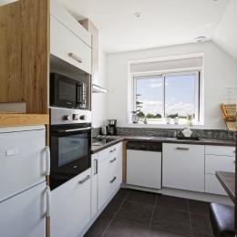 Table à manger - Location de vacances - Ploudaniel