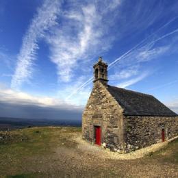 séjour salon cuisine de 50 m² - Location de vacances - Pleyben