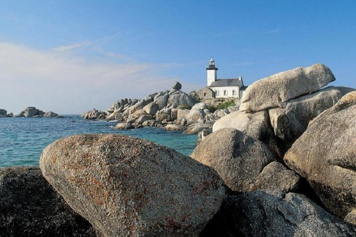 pièce de vie salon/séjour/cuisine - Location de vacances - Plounéour-Brignogan-plages