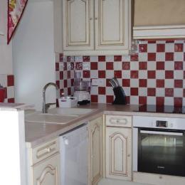 Chambre 1 avec lit 160 - Location de vacances - Cast