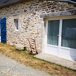 Façade arrière de la location - Location de vacances - Plonéour-Lanvern