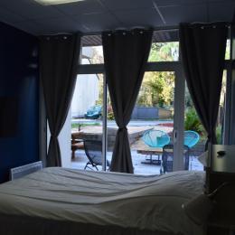 chambre - Location de vacances - Combrit
