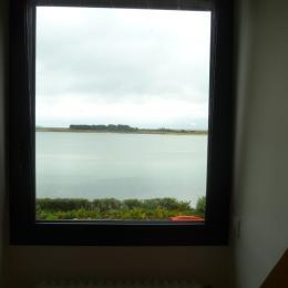 Vue depuis la chambre - Chambre d'hôtes - Bénodet