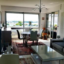 Salon / séjour - Location de vacances - Bénodet