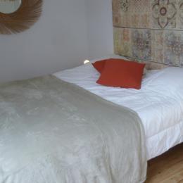 Chambre avec 1 lit double - Location de vacances - Penmarc'h
