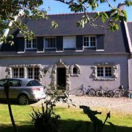 Maison Bretonne dans parc de 3000 M2 - Location de vacances - Plogoff