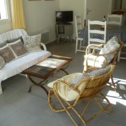 Salon/séjour - Location de vacances - Crozon