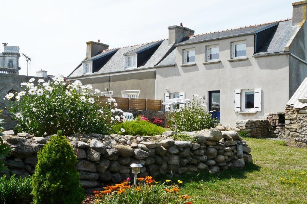 maison avec un grand jardin clos - Location de vacances - Île-Molène
