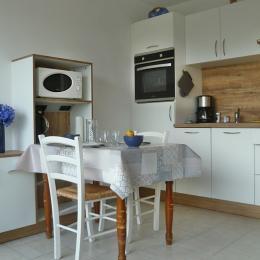cuisine équipée - Location de vacances - Fouesnant