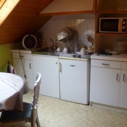 Cuisine - Location de vacances - Plouguerneau