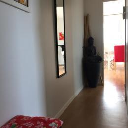 Deuxième chambre avec 2 lits 90 (possibilité grand lit ) - Location de vacances - Roscoff