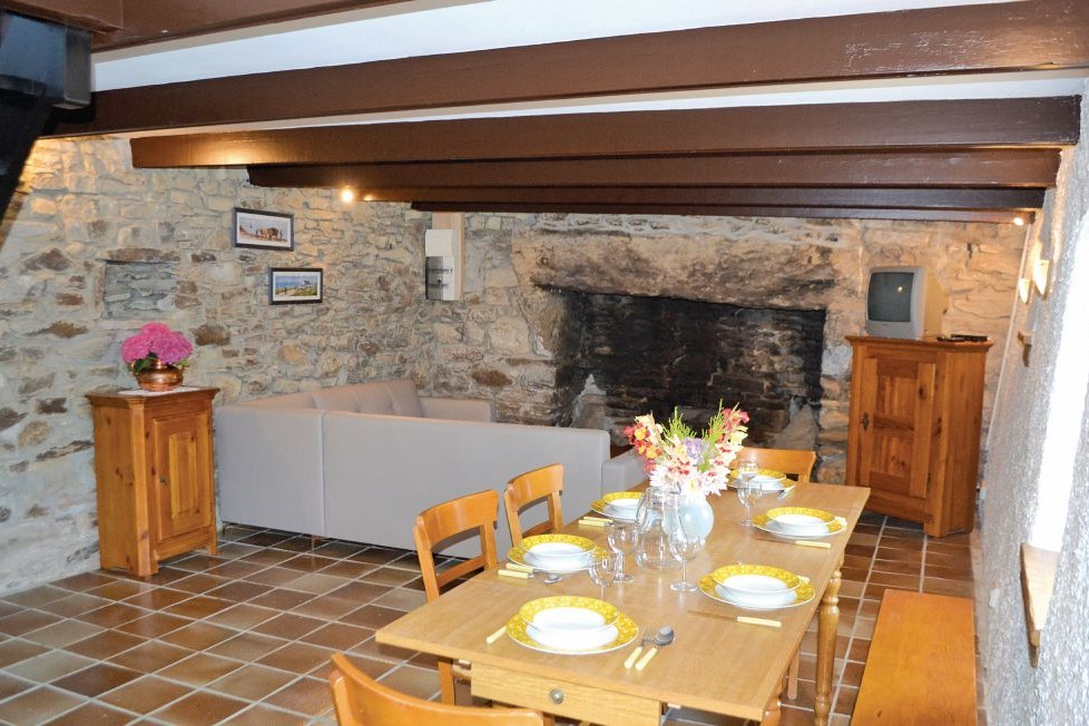 Salle à manger - Location de vacances - Plozévet