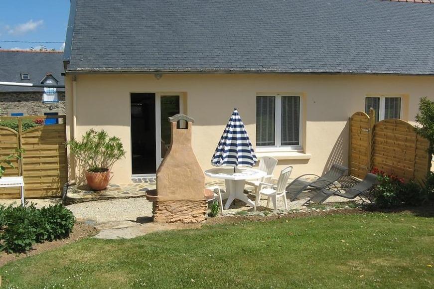 Extérieur de la maison - Location de vacances - Plomodiern