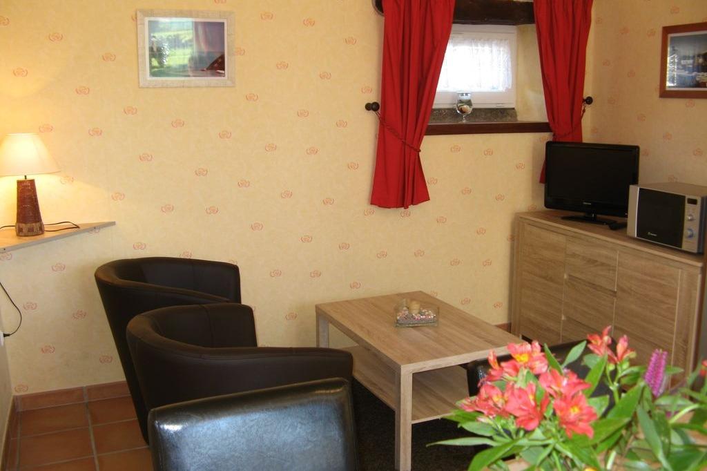 Salon  - Location de vacances - Plomodiern