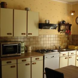 Cuisine - Location de vacances - Plomodiern